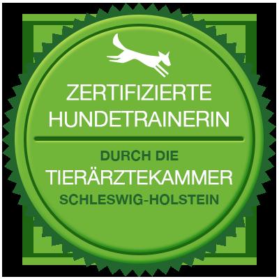 Zertifiziert durch die Tierärztekmmaer SH